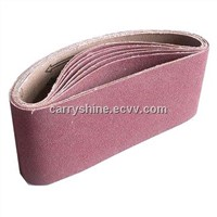 sanding belt for industries grinding and polishing