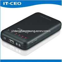 (shenzen factory) 7200mAh good quality mobile power pack for tablets and smartphones