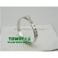singel ear hose clamp