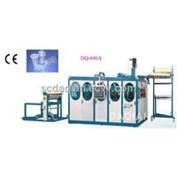 small plastic cup making machine