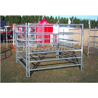 square pipe Horses Panel/Livestock Corral Panel
