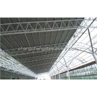 steel structure truss purlin for workshop
