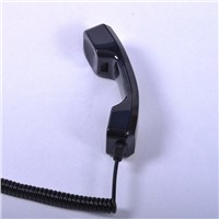 usb telephone handset anti radiation retro handset
