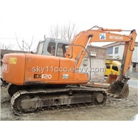 Used Hitachi EX120-2 Excavator