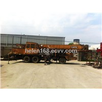 Used Kato 25ton Used Kato NK250E Used Mobile Crane