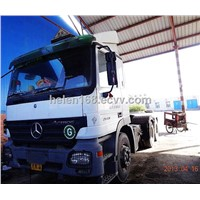 Used Truck Head Mercedes-Benz Used Actros 2640 Tractor