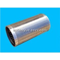 wedge wire screen/v wire screen mesh
