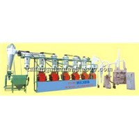 wheat milling machinery