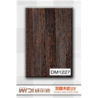 wood grain mdf board for kitchen cabinet