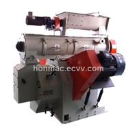 wood pellet making machine and wood pellet maker,