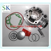 hot sell aluminum motorcycle cylinder kit AM6 50