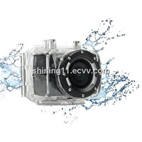 hot selling go pro waterproof full hd  portable sports camera hd 1080p