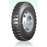 long life 8.25R16LT AG678 truck tyre for mine and mountain roads.
