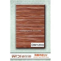 modern design wood grain board for kitchen cabinet