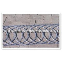 Razor Barbed Wire/Iron Concertina Razor Wire/Flat Razor Wire Factory