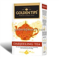 Golden Tips Darjeeling Tea 20 Full Leaf Pyramid Tea Bags