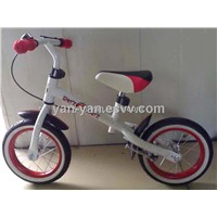 "12"" white balance Walking Bike"