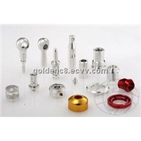 CNC Bike Parts - Golden Crystal