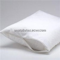 Waterproof  Flannel Pillow Protector (Pillow Cover)