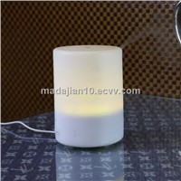 300ml Ultrasonic aroma oil diffuser,humidifier,aromatherapy,air purifier with warm white color