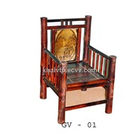 vietnam bamboo chair high quality