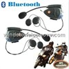 Motorcycle Helmet Intercom Headset Bluetooth Handsfree