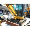 Used Komatsu pc35MR-2 Excavator Mini Excavator With Blade