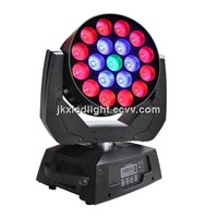 19PCS 12W 4in1 OSRAM LED Moving Head Light Wash With Zoom