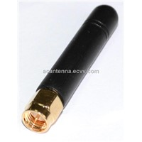 2.4GHz WIFI Router Whip Rubber Omni Antenna