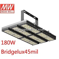 60W 120W 180W LED Tunnel Light with Bridgelux Chip&Meanwell Driver