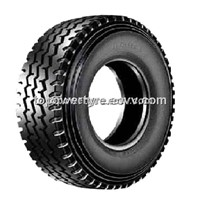 All-Steel Radial Truck Tire