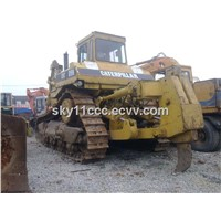 CAT Bulldozer D9N  Used Made in Japan