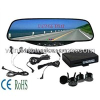 Car Bluetooth Rearview Handsfree Mirror BT628