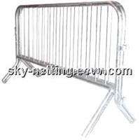 Crowd Control Barrier Panel Panel Size 1100x2200mm Frame Size 20mm