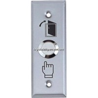 Door Release Button - Stainless Steel