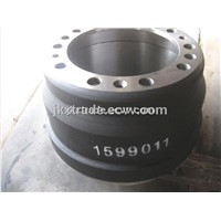 European Heavy VOLVO Truck Brake Drums
