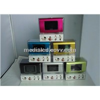 Fashionable Mini Portable SD/MMC Card Speaker