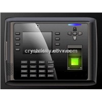 Fingerprint Multimedia Access Control System with ID Cards and Camera