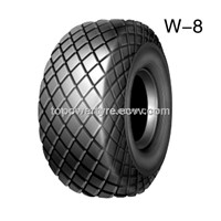 Floating Pattern Sand Tire 24x20.5,24x21,23.1x26