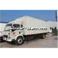 HOWO 4X2 Light Cargo Truck(Box-type truck)