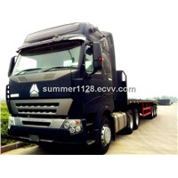 HOWO A7 TRACTOR TRUCK 420 HP