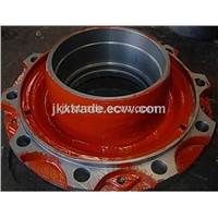 Heavy Truck Trailer Wheel Hub Axle Hub