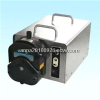 Large Flow Industrial  Peristaltic Pump(WG600S+YZ35 pump head,flow rate :40-26000ml/min)