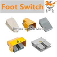 Lema Waterproof foot switch