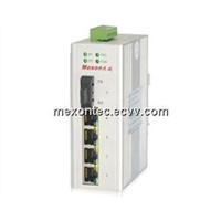 MIE-1105P 5-Port PoE Industrial Ethernet Switch