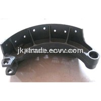 Mercedes Benz Truck Casting Brake Shoes