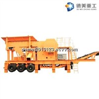 Mobile Crusher plant/Mobile Jaw Crusher Plant /Mobile impact Crusher Plant