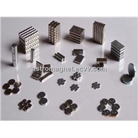 Rare Earth Permanent Neo Motor Magnets