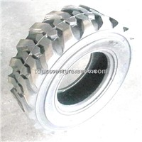 Skid Steer Solid Tyre 10x16.5,12x16.5,14x17.5,15x19.5,23x8.5-12,28x12-15 and various sizes