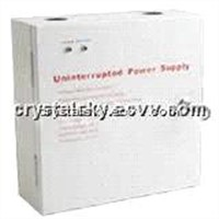 Uninterrupted Power Supply Controller with LED/LED Power Supply